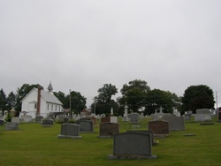 Morgan Chapel United Methodist Church Cemetery