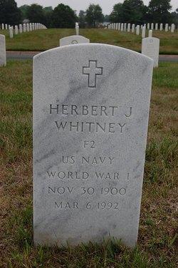 Herbert J Whitney