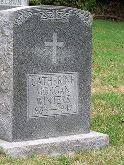 Catherine <i>Morgan</i> Winters