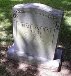 Horance Anthony Pickett