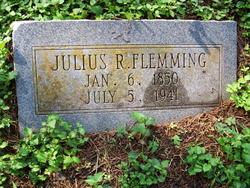 Julius Robert Flemming