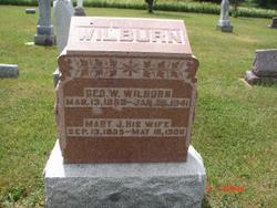 Mary Jane <i>Decker</i> Wilburn