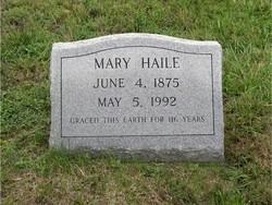 Mary Haile