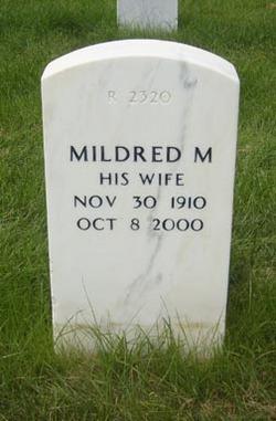 Mildred M. Adams