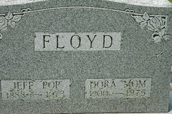 Dora E <i>Floyd</i> Burton