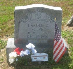 Harold W. Cupp