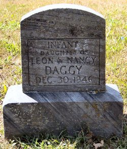 Infant Daughter Daggy