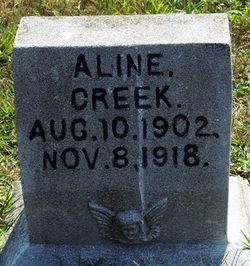 Aline Creek