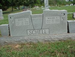 Waldo E. Schell