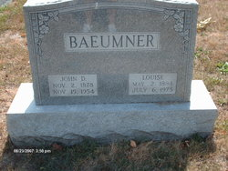John Daniel Baeumner