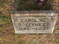 Caroline Rosenmeier