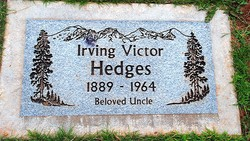 Irving Victor Hedges