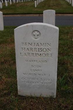 Benjamin Harrison Larrimore