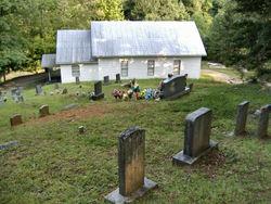Bates Creek Baptist Church Cemetery