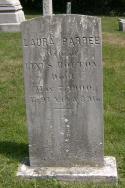 Laura <i>Pardee</i> Bouton