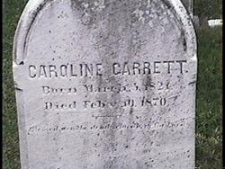 Caroline Garrett