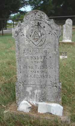 Arthur J Ernest