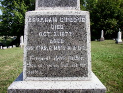 Abraham Dipboye
