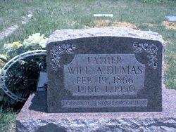 William Andrew Dumas