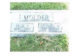 ollie belle <i>radford</i> molder