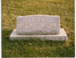 Mary <i>Masterson</i> Reid