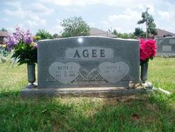 Betty J. Agee