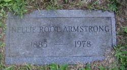 Nellie <i>Root</i> Armstrong