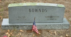 Ira Earl Bownds