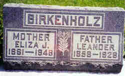 Leander Birkenholz