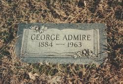George Admire