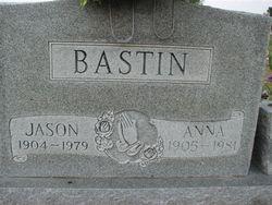 Anna Laura <i>Thompson</i> Bastin