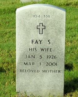 Fay S Bearden