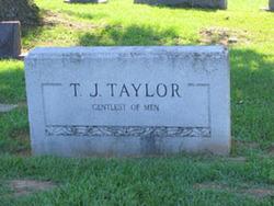 Thomas Jefferson T. J. Taylor