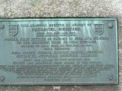 Nathaniel Dickinson