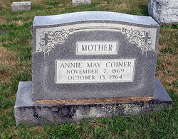 Annie May <i>Grove</i> Coiner