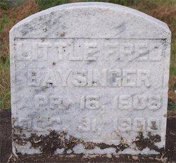 Fred Baysinger