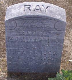 Ray Arthur Alsup