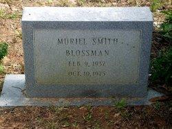 Muriel Smith Blossman
