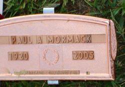 Paul Aloysius Parry Mormack, Sr