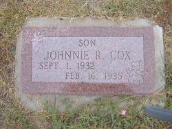 Johnnie Rhylow Cox