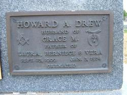 Howard Alexander Drew