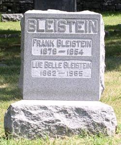 Frank Bleistein