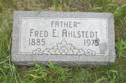 Fred E. Ahlstedt