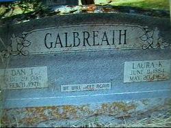 Laura Kathryn <i>Hairston</i> Galbreath