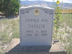 Stephen King Taylor