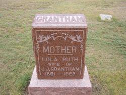 Lola Ruth <i>Simpson</i> Grantham