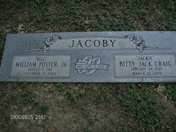 William Foster Jacoby, Jr