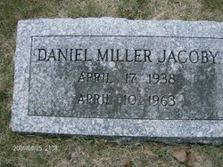 Daniel Miller Jacoby