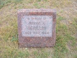 Marvin Ray McMillan