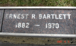 Ernest R. Bartlett